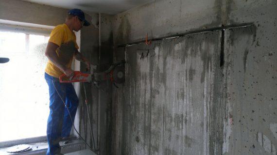 Способы демонтажа бетона